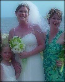 wedding, sister
