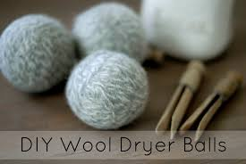 DIY, Dryer Balls, natural, non-toxic, wool, all natural, essential oils